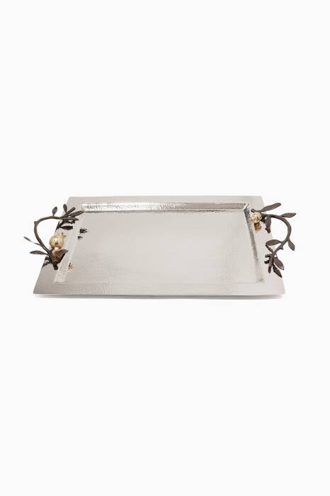 Pomegranate Serving Tray