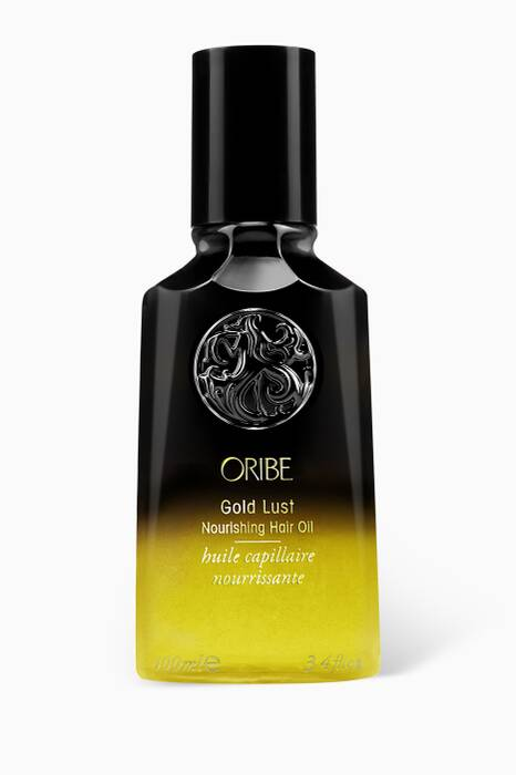 Gold Lust Nourishing Hair Oil, 100ml