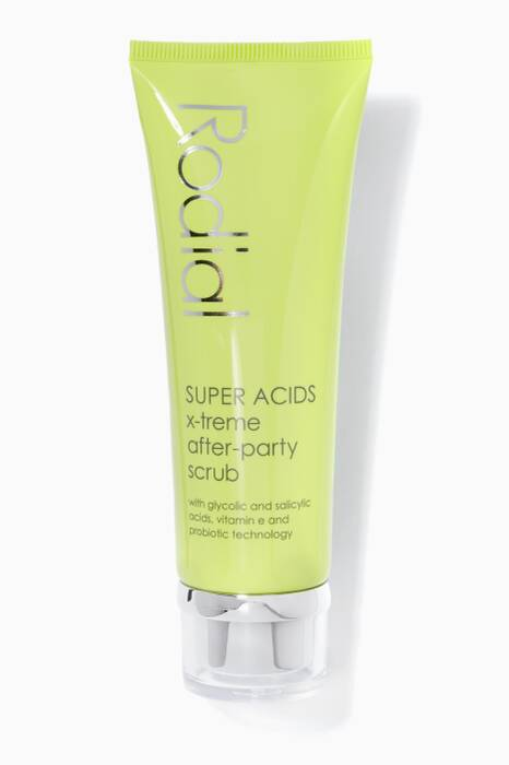 Super Acids X-treme After-Party Scrub, 75ml