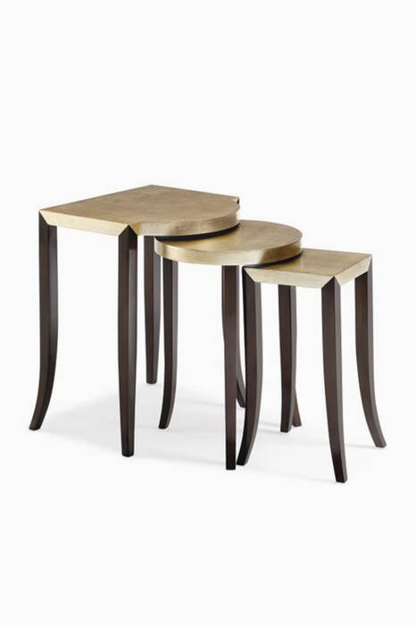Espresso Bean & Pompeii Multiple Choice Side Tables