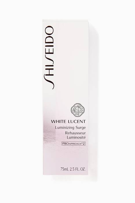 White Lucent Luminizing Surge, 75ml