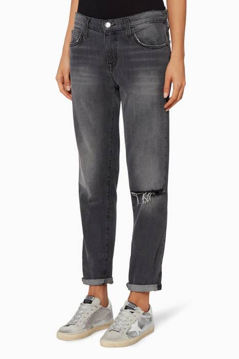 Boulevard The Fling Cropped Jeans