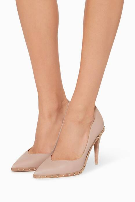 Rockstud Vitello Pump