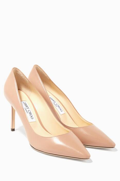 Beige Romy Pumps