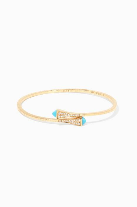Yellow-Gold Extra-Small Cleo Bracelet