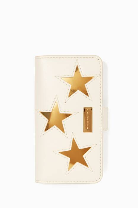 Ivory And Gold Star Phone® 6 Cover