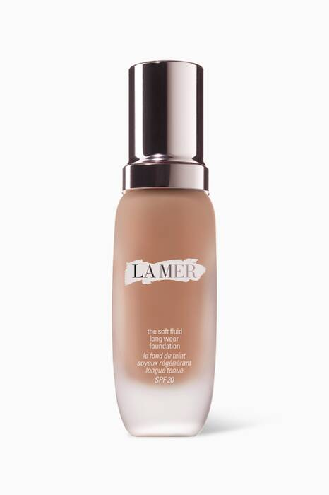 Suede Soft Fluid Long Wear Foundation SPF20, 30ml