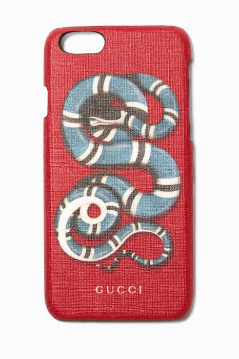 Red Python iPhone® 6 Cover