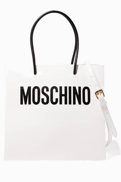 White Large Tote
