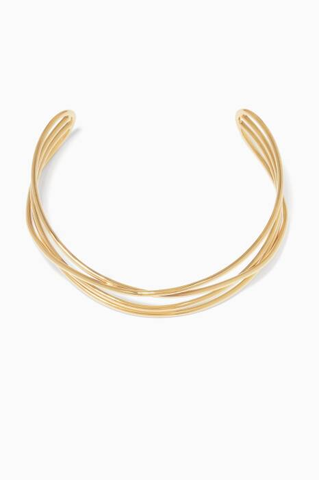 Gold Cole Choker