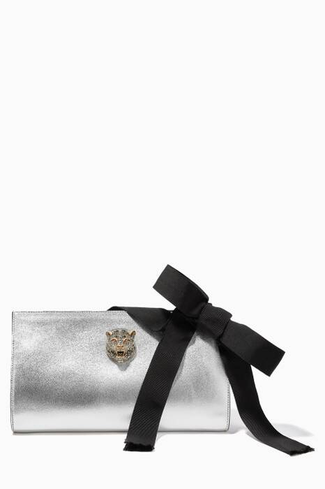 Silver Borsa Broadway Shoulder Bag