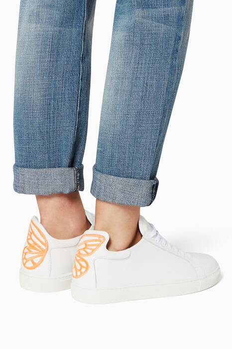 White Bibi Low-top Sneakers
