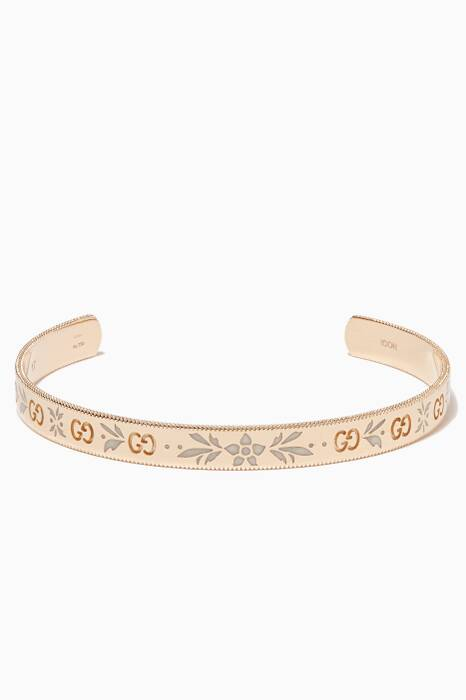 Yellow-Gold Icon Blossom Bracelet