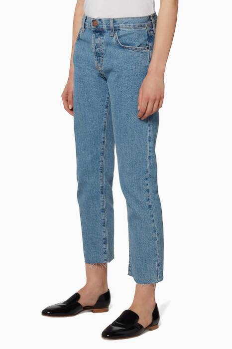 Blue The Original Straight-Leg Jeans