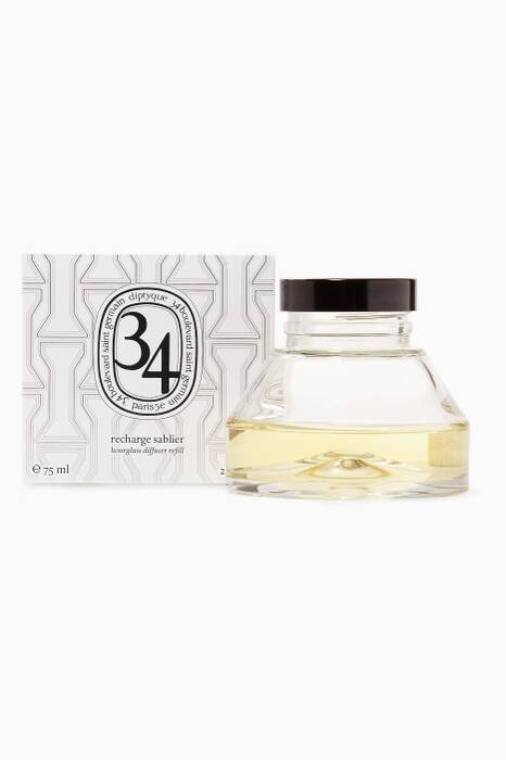 34 boulevard saint germain Diffuser Refill, 75ml