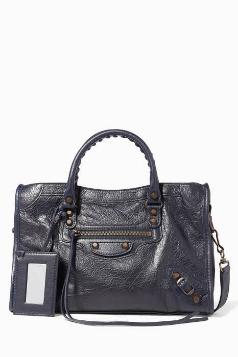 Midnight-Blue Classic City S Bag