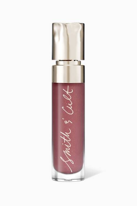 Nude & Gold Shimmer One Word Chorus Lip Lacquer