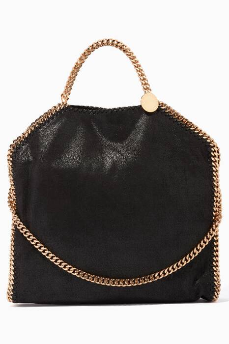 Black Falabella Shaggy Deer Tote Bag