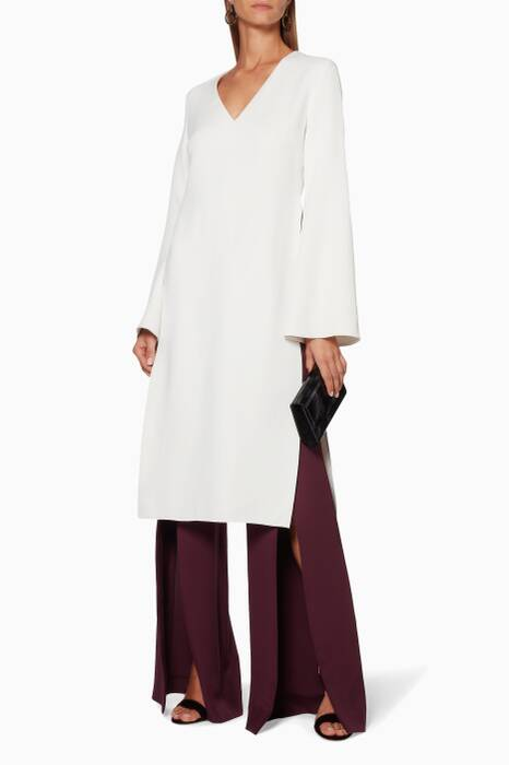 Currant High-Waist Gemma Pants
