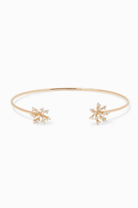 Yellow-Gold Luminus Bracelet