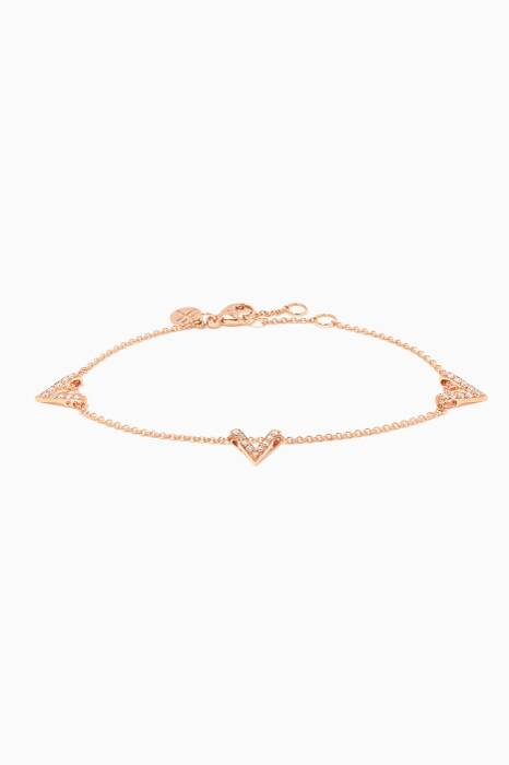Rose-Gold Bestow Bracelet