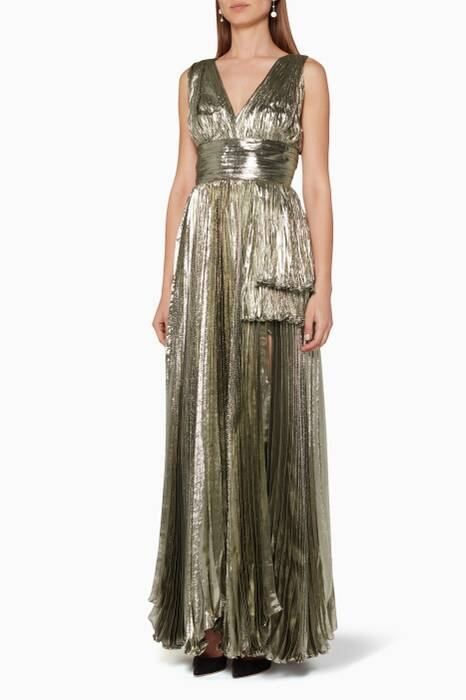 Silver Briella Gown