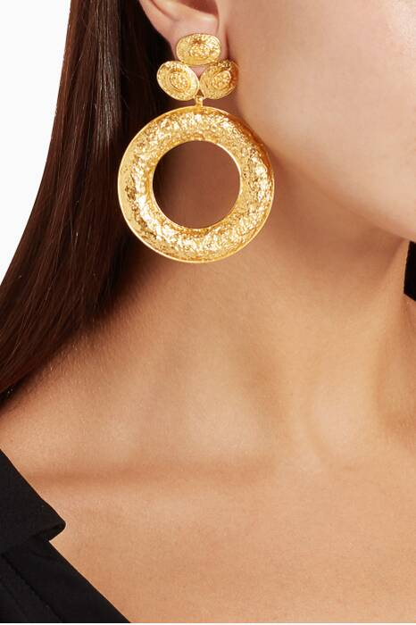 Gold Dolce Earrings