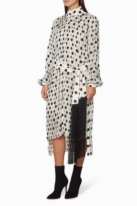 Black & White Rife Tunic