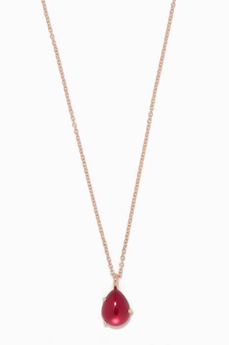 Rose-Gold Rouge Pass Necklace