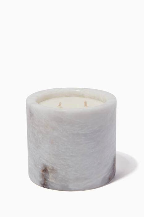 Violet Tabac Onyx Candle, 400g