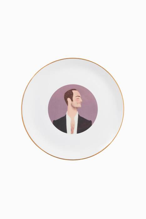 Small Tom Plate