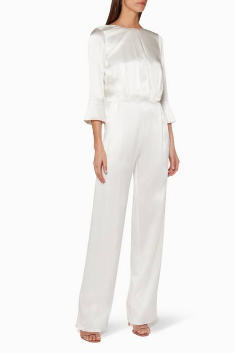 Ivory Gee Jumpsuit