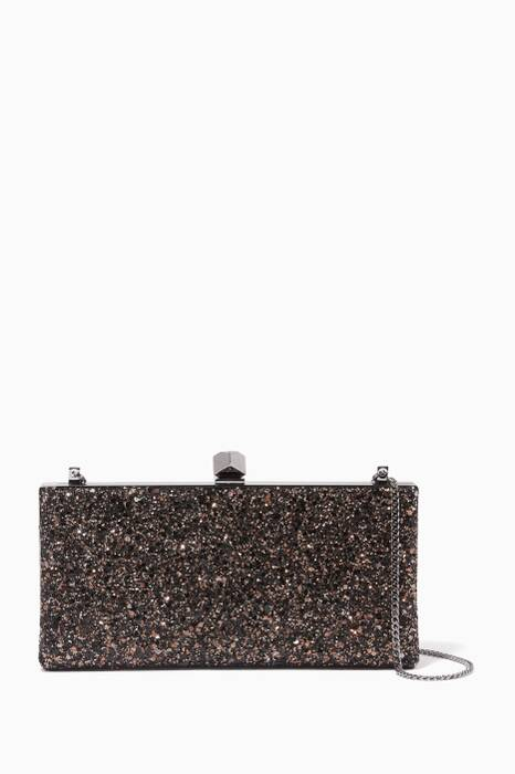 Bronze Mix Midnight Glitter Celeste/S Clutch