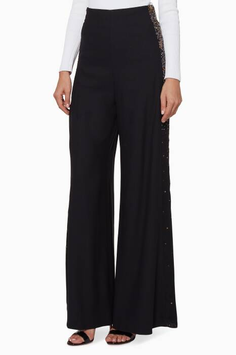Black Dayna Pants