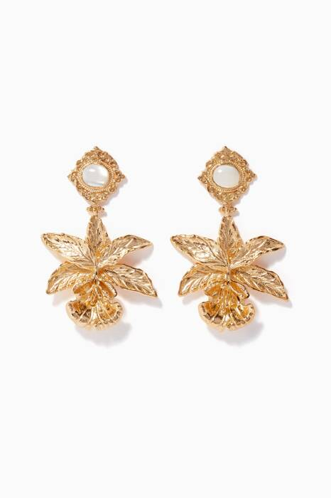 Gold Aniella Earrings