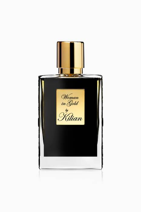 Woman In Gold Eau De Parfum Refillable Spray, 50ml