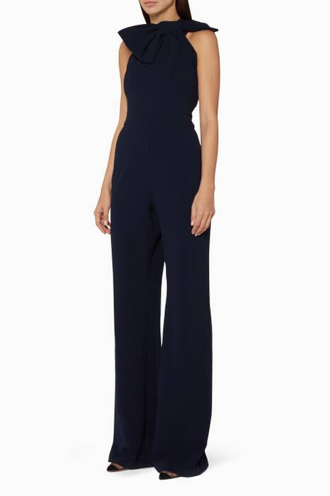 Navy Hamptons Jumpsuit