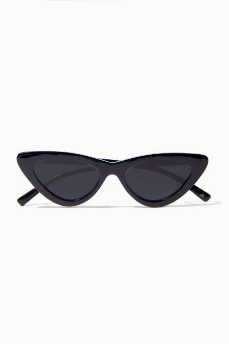 Black The Last Lolita Sunglasses