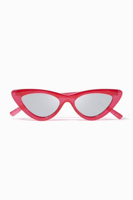 Red The Last Lolita Sunglasses