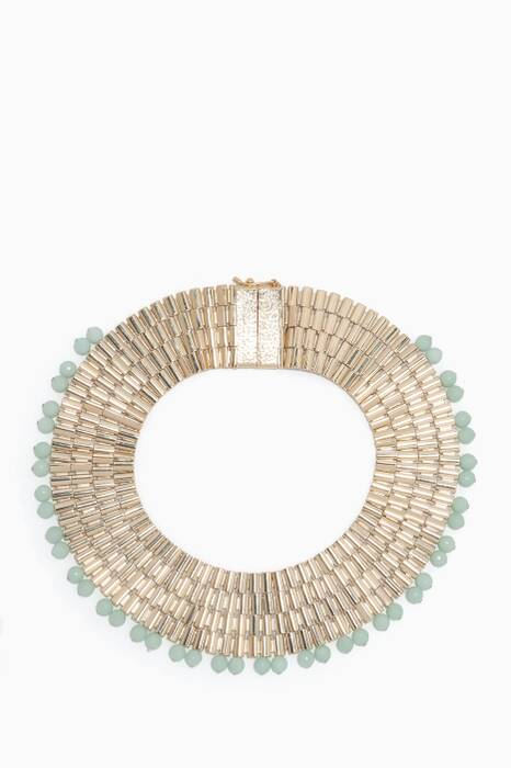 Cleopatra Quartz Necklace