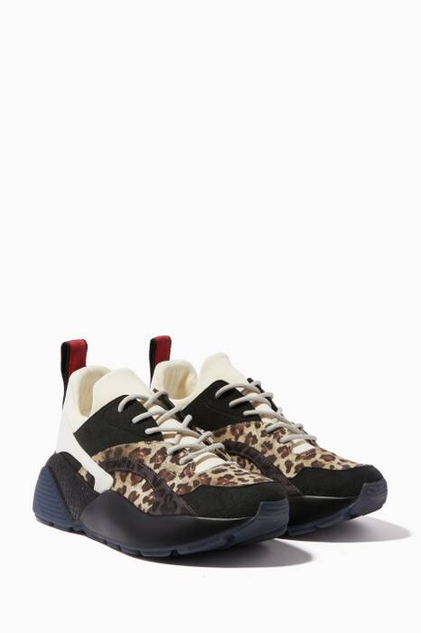 Eclypse Lace-Up Sneakers