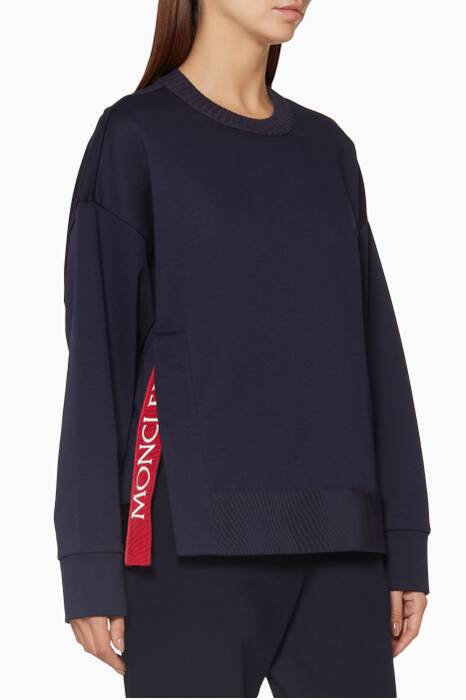 Navy Maglia Sweater