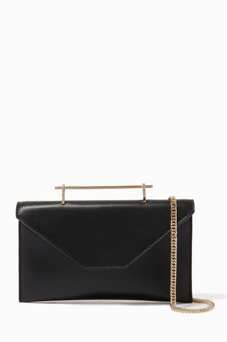 Black Mini Annabelle Shoulder Bag