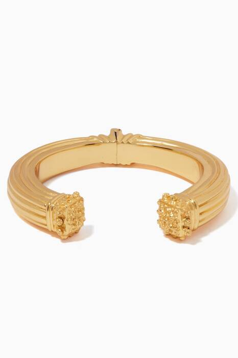 Gold Cher Bangle