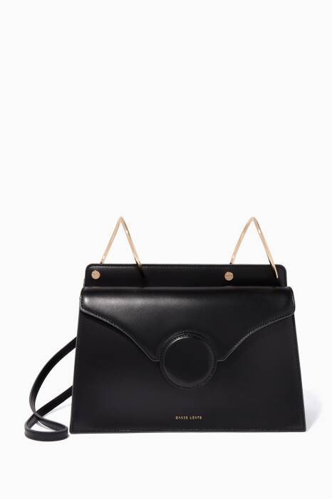 Black Phoebe Shoulder Bag