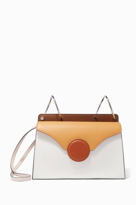 Sand Leather Phoebe Shoulder Bag