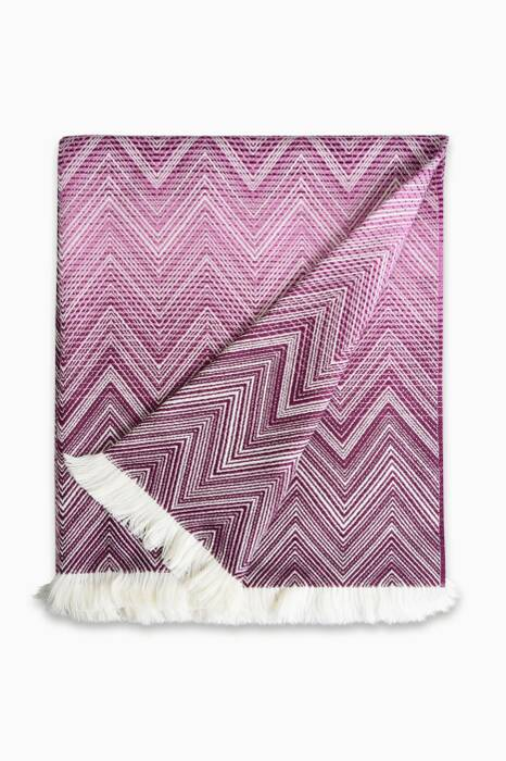 Light-Purple Timmy 491 Throw