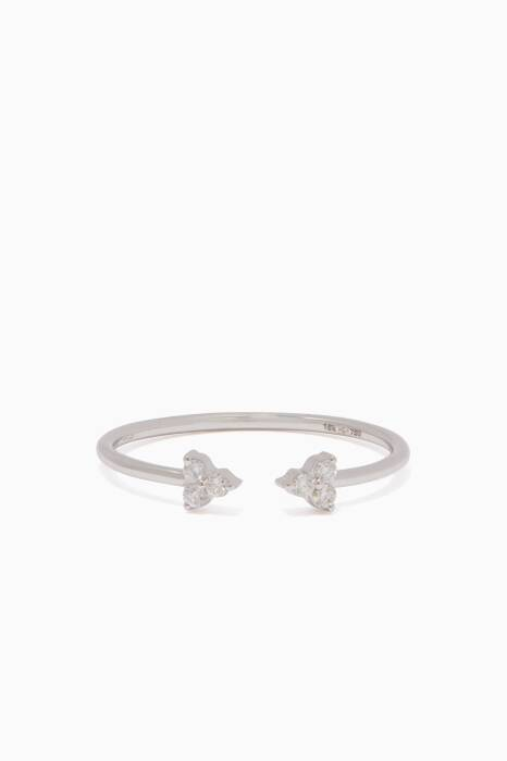 White-Gold & Diamond Reverie Ring