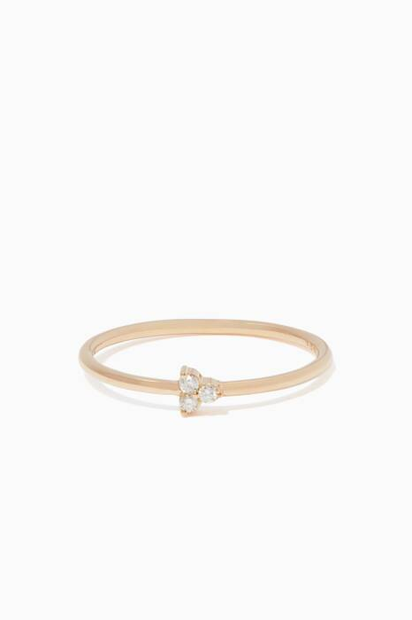 Yellow-Gold Reverie Ring