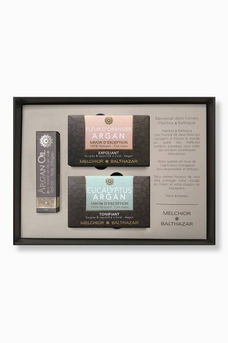 Orange Blossom & Amber Passion Gift Box